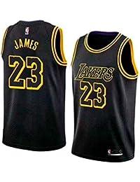 Zhao Xuan Trade Los Angeles Lakers Lebron James Baloncesto Masculino Cosido  Transpirable   23 Sport Swingman 6c36b1c18f9