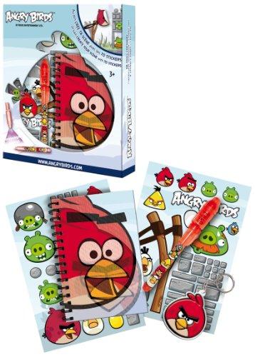 Angry Birds - AGE76067 - Loisir Créatif - Oiseaux en Folie