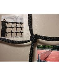 Red de tenis especial con cinta perimetral