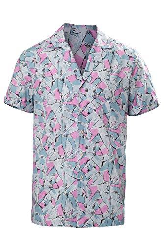 Stranger Things 3-Hopper T-Shirt Hemd Cosplay Kostüm Herren XL