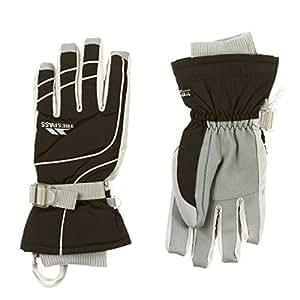 Trespass Vizza Snow Gloves - Black