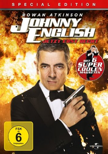 Johnny English - Jetzt erst recht (Special Edition) - Clay Pik