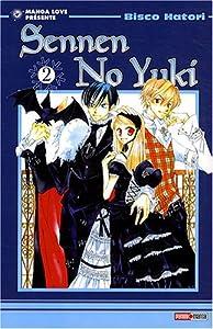 Sennen no Yuki Edition simple Tome 2