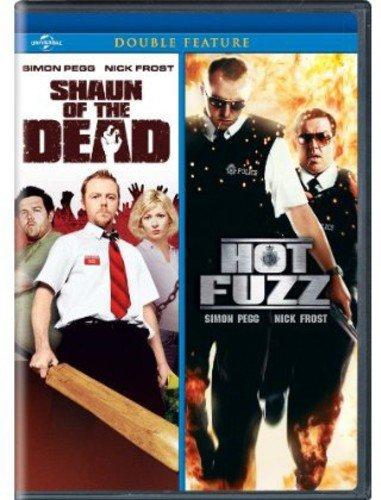 Shaun Of The Dead / Hot Fuzz (2pc) / (Snap 2pk) [DVD] [Region 1] [NTSC] [US Import] Hot Snap