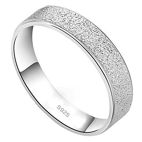 weeno-ladies-mens-925-sterling-silver-ring-matte-for-wedding-band-anniversary-engagement-y