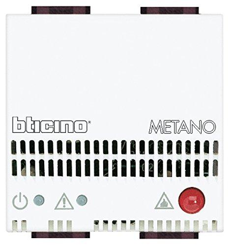 BTicino Rilevatore Gas Metano LL Light 12VDC/DC...