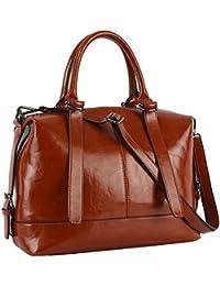 Designer Handbags For Women, Classic Vegan Leather Top-handle Purses And Handbags, YAAMUU Tote Bag For Work School