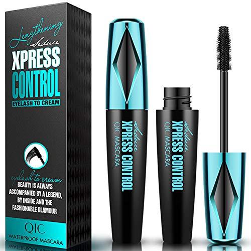 Mascara Start Makers Waterproof Thick Curling Long Blue Bottle Mascara Brush 4D mascara 10g