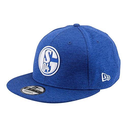 FC Schalke 04 Cap 9Fifty Snap Logo Blue Flat S-M -