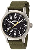 Timex Unisex-Armbanduhr Expedition Scout Analog Quarz Nylon T49961