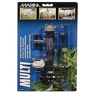Marina 3-in-1 Aquarium Gravel Cleaner, Black