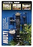 Marina 3-in-1 Aquarium Gravel Cleaner, Black