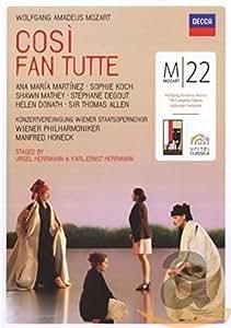 Wolfgang Amadeus Mozart - Cosi fan tutte (2 DVDs)