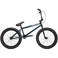 """Kink Curb 20"""" 2019 Freestyle BMX Fahrrad (20"""" - Gloss Smoked Stang Teal)"""