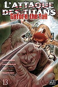 L'Attaque des Titans - Before the Fall Edition simple Tome 13
