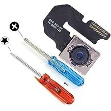 Repuesto Cámara trasera para iPhone 6 Plus (8 megapíxeles), autoenfoque, flash dual LED para cámara posterior o del reverso MMOBIEL.