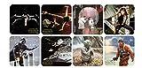 Star Wars - Untersetzer 8er Set - Movie Shots - Episode 4-6