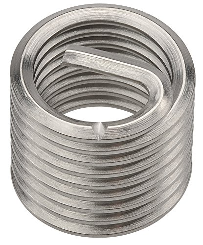PowerCoil 3520-10.00X1.5DP M10 x 1.5 x 1.5D Wire Thread Inserts (Pack of 10) Test