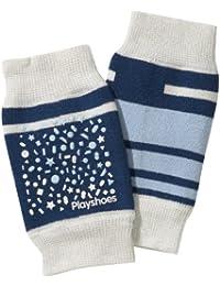 Playshoes Unisex - Baby Set 498803 Baby Knieschoner, rutschhemmend