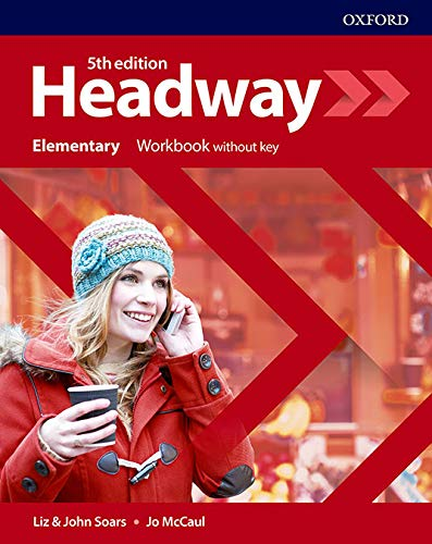 New Headway 5th Edition Elementary. Workbook with key (Headway Fifth Edition)