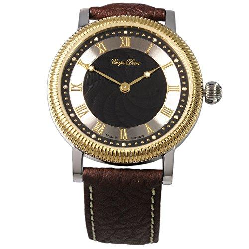 Carpe Diem Armbanduhr Limitierte Auflage 150 Stück Analog u6019eb