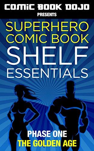 Superhero Comic Book Shelf Essentials (English Edition)
