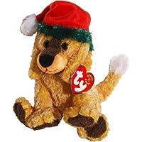Ty Beanie Babies - Jinglepup the Dog with Green Brim