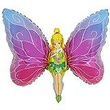 Folienballon Schmetterling Fee Folienballons
