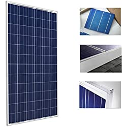 Placa Solar 300w Panel Solar Fotovoltaico Polycrystalline with Cables and connectors