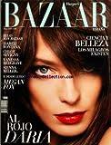 BAZAAR HARPER'S ESPANA du 01/05/2010 - CIENCIA Y BELLEZA - LOS MILAGROS EXISTEN - ELLAS SON BAZAAR - ISABELI FONTANA - CHLOE SEVIGNY - VANESSA REDGRAVE - SIENNA MILLER - MEGAN FOX - AL ROJO DARIA