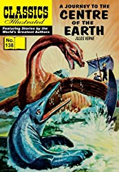Journey to the Center of the Earth (with panel zoom) 			 - Classics Illustrated