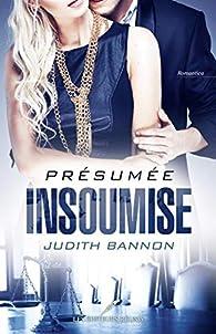 Présumée insoumise par Judith Bannon