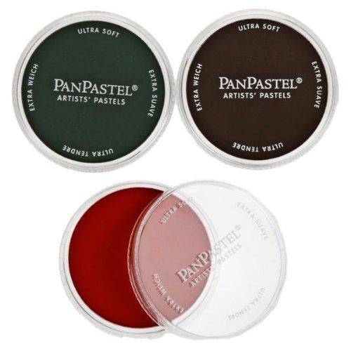 Pan Pastel Artists 'painting Pastel set-colori natalizi set 2