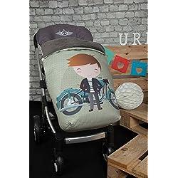 Saco de Bebé Universal Silla