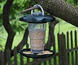 Mangeoire pour oiseaux sauvages/Pratique Mobile repliable