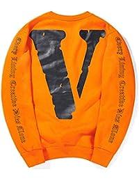 ZEARO Sweatshirt Herren Hoodie mit Aufdruck Pullover Fitness Hip Hop Streetwear Sweater Langarm Mode Fashion Tops Baumwolle