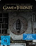 Game of Thrones - Staffel 8 (Limitiertes 4K Ultra HD Steelbook) [Blu-ray] [Limited Edition] -
