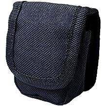 Highdas Caso Protable oxímetro bolsa de viaje para ox¨ªmetro de pulso de dedo y monitor de ritmo card¨ªaco Negro