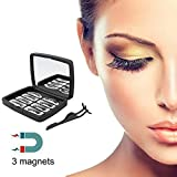 Magnetic Eyelashes Reusable Magnetic False...