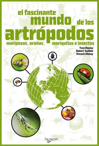 El fascinante mundo de los artrópodos