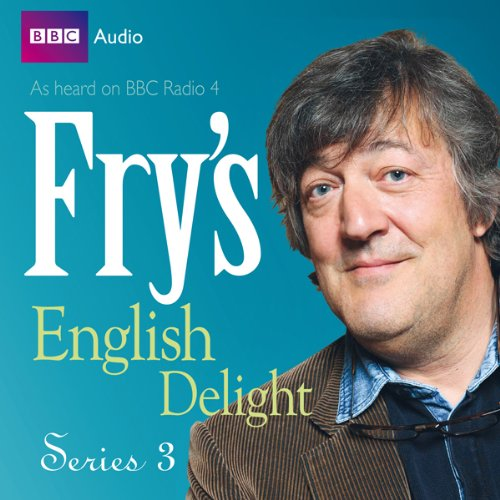 Fry's English Delight - Series 3  Audiolibri