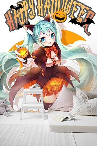 hen 635 Japan Anime Tapeten Drucken Spiel Karikatur Wandgemälde Selbstklebend Tapete AJ DE Sunday (gewebt Papier (Notwendigkeit Leim), 【205