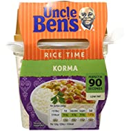 Uncle Ben's Rice Time Korma Pot Snack, 300g