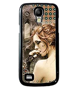 PrintVisa Metal Printed Girly Designer Back Case Cover for Samsung Galaxy S4 Mini I9190/ I9192-D4744