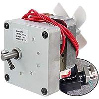 ZHFENG 120V 60Hz barrena de repuesto del motor eléctrico for Pit Boss de pellets de madera Fumador Grill Herramienta de procesamiento de accesorios para má (Color : Speed 1.8.rpm)