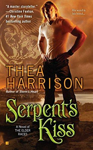 Serpent's Kiss (The Elder Races)