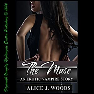 The Muse An Erotic Vampire Story Audio Download Amazon Co Uk