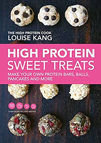 High Protein Sweet Treats: Make Your Own Protein Balls, Bars,
