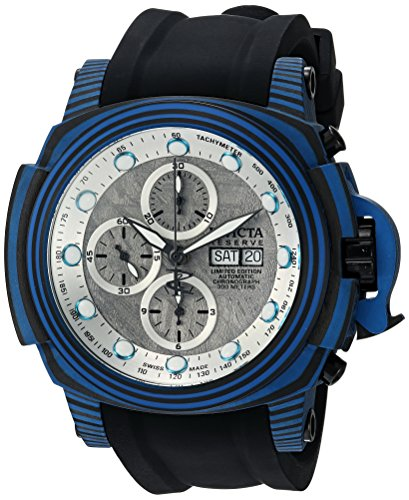 Invicta Men's Analog Automatic-self-Wind Watch with Silicone Strap 23559