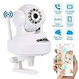 OWSOO IP-Cloud-Kamera CCTV-Überwachung Sicherheitsnetzwerk PTZ-Kamera-Unterstützung Cloud-Speicher P2P für Android/iOS-APP Browser-Ansicht IR-CUT-Filter Infrarot-Nachtsicht-Bewegungserkennung